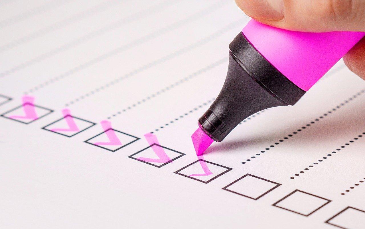 Basenfasten 1von3 Checkliste für die richtige Vorbereitung zur Entschlackung und Entgiftung