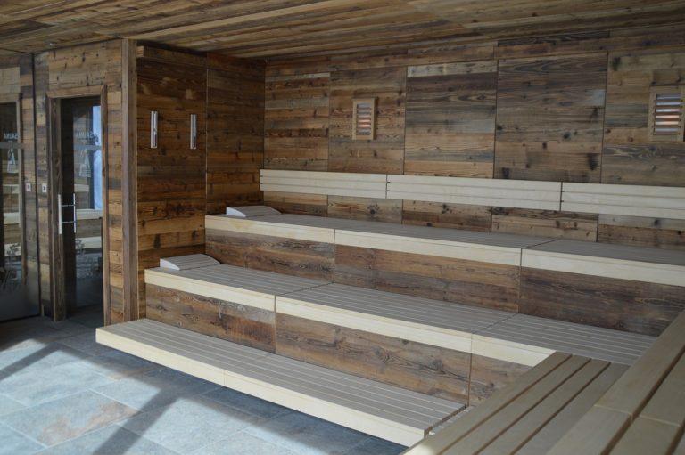 Sauna und Säure-Basen-Haushalt
