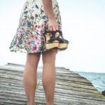 Schöne basisch-leichte Sommerbeine